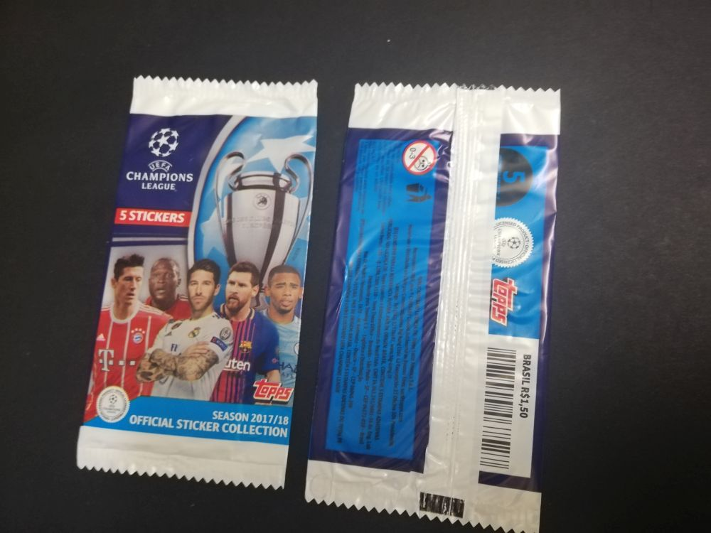 Confederations Cup 2017 Offizielles Poster Panini Sticker 3